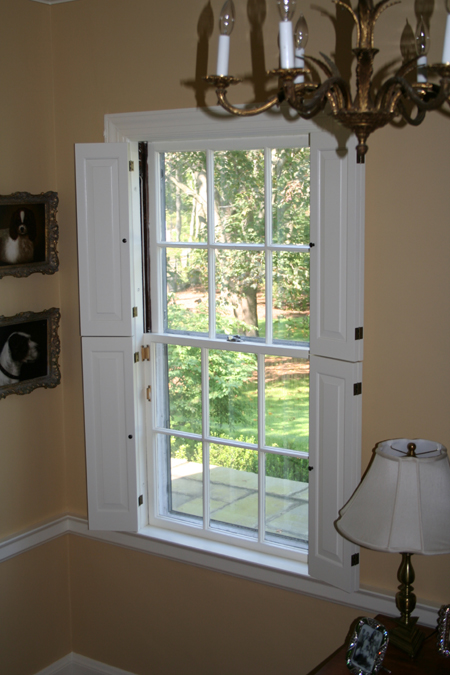 boston polycore interior faux window shutter in shutters
