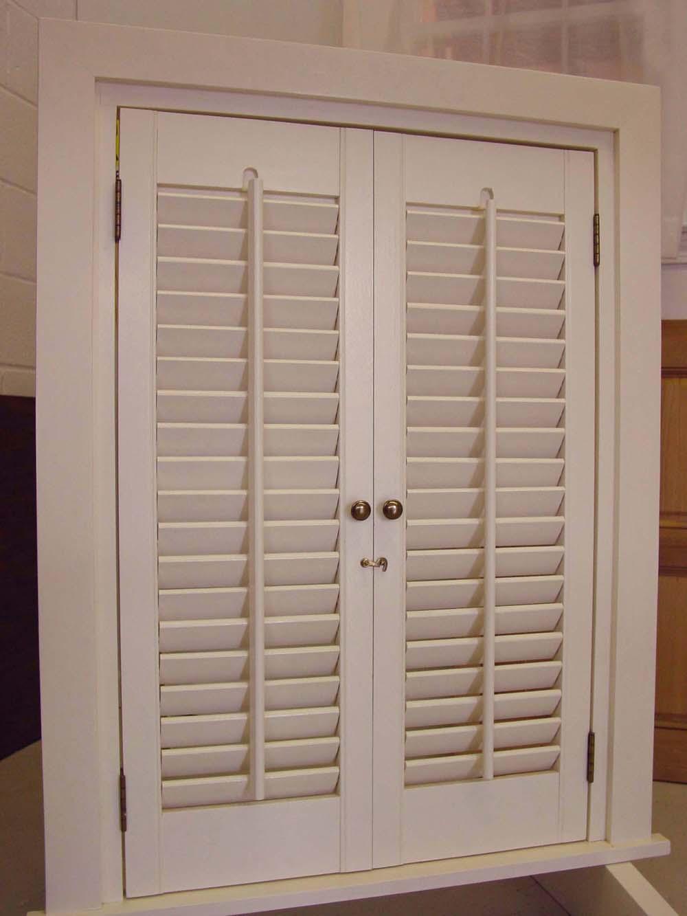 Shuttercraft interior shutters - Unfinished interior wood shutters ...